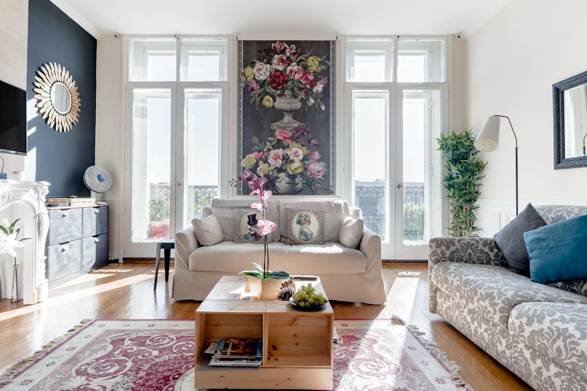 Appartement Chartrons Les Clés d'Alfred conciergerie