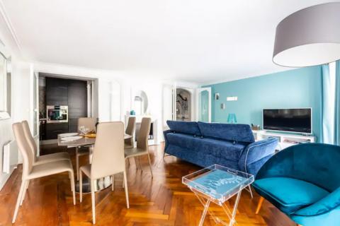 Appartement Cours Pasteur Bordeaux