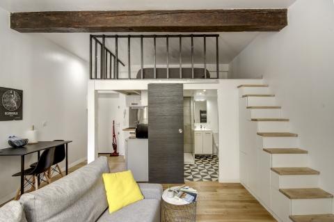 Appartement Bordeaux cours Victor Hugo/Les Clés d'Alfred